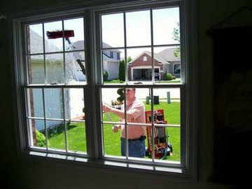 Clearly Windows offers residential window cleaning in Bloomington, Champaign, Peoria, Springfield, and Decatur, IL